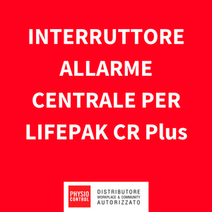 INTERRUTTORE PER LIFEPAK CR Plus